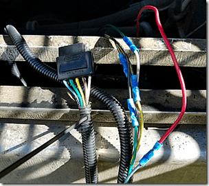 Rig Taillight Repair 1