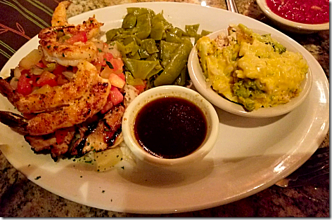 Cheddar's Key West Chicken and Shrimp