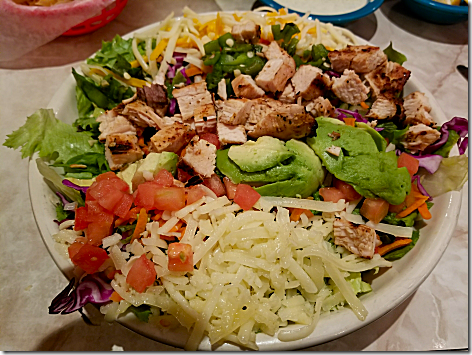 Chuy's Mex-Cobb Salad 2