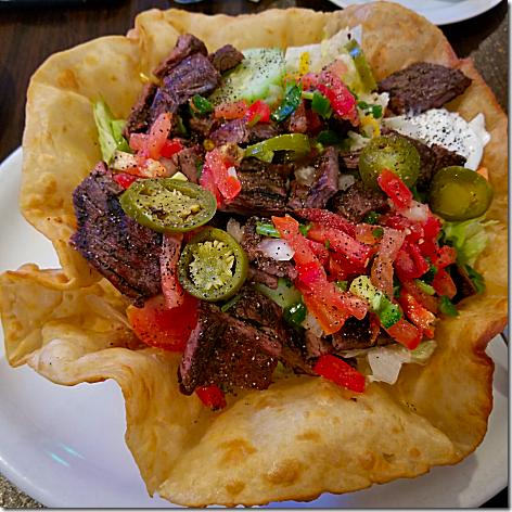 La Finca Marcos Salad