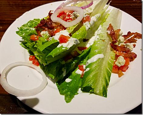 Longhorn Wedge Salad