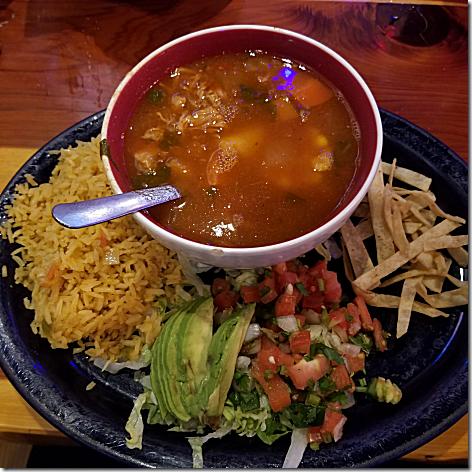 La Brisa Tortilla Soup