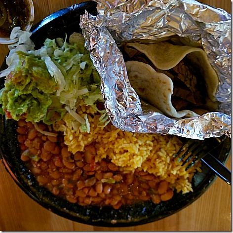 Taco Cabana Platter