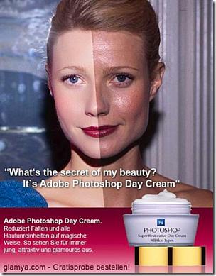 Photoshop Day Cream