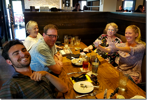 Outback Birthday Group