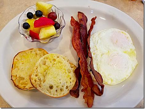 Egg and I Two Egg Breakfast