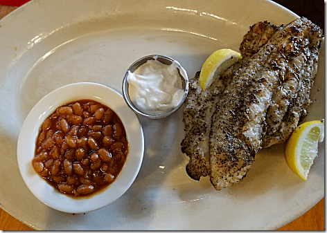 JIm & Nick's Grilled Catfish
