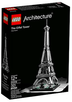 Landon Lego Effiel Tower Box