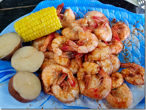 Crazy Bout Crawfish Spicy Boiled Shrimp