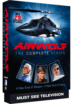 Airwolf DVD