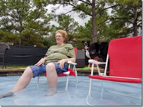 Brandi's Pool Party 3