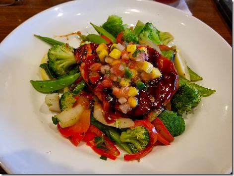 Friday's Dragon-Glazed Chicken