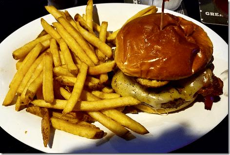 Beef O' Brady's Amarillo Firecracker Burger