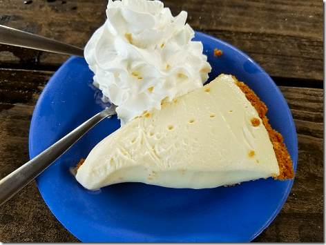 Big Daddy's Key Lime Pie