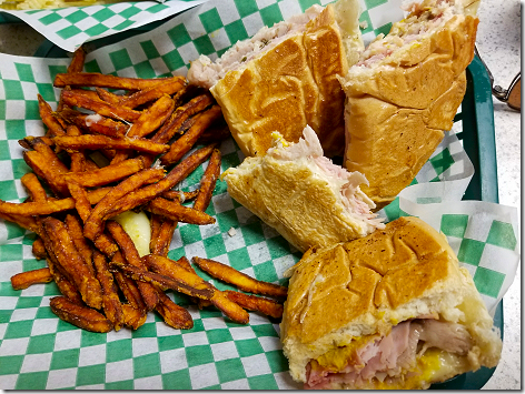 Deli Inn Cuban Sandwich