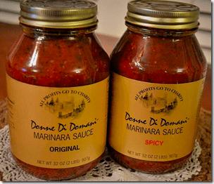 DDD Spagetti Sauce