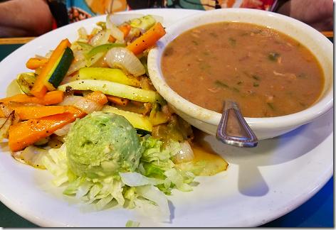 Monterey's Alvin Chicken Ixtapa