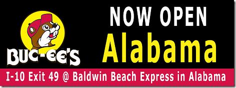 Buc-ee's Alabama