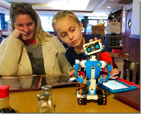 King Food Robot 1