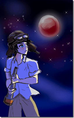 Stahlie Blood Moon Pic