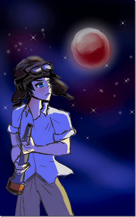 Stahlie Blood Moon Pic