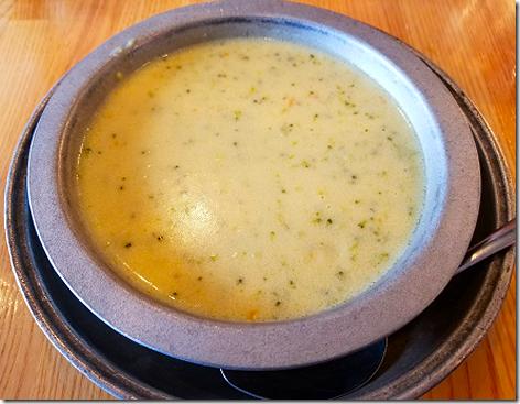 Katz' Broccoli Cheese Soup