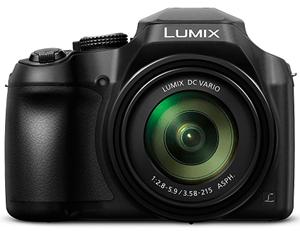 Panasonic FZ80 Camera