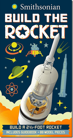 Smithsonian Rocket Book