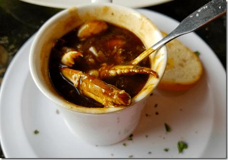 Crazy Alan's Shrimp and Crab Gumbo
