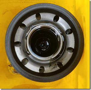 Rig Oil Filter Gasket Ring