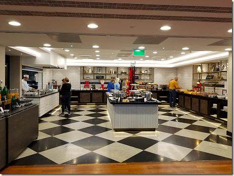 Hilton Budapest Breakfast Buffet
