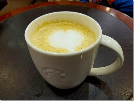 Mammut Starbucks