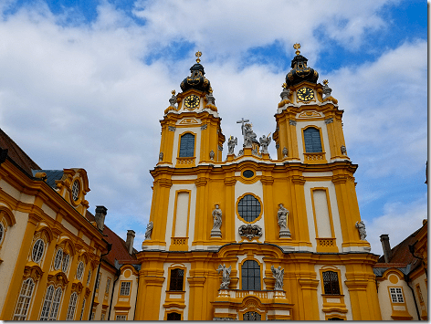 Melk Abbey 3