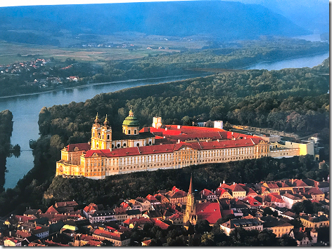 Melk Abbey Overview