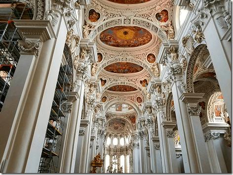 Passau St Stephens Church 3