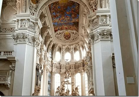 Passau St Stephens Church 5