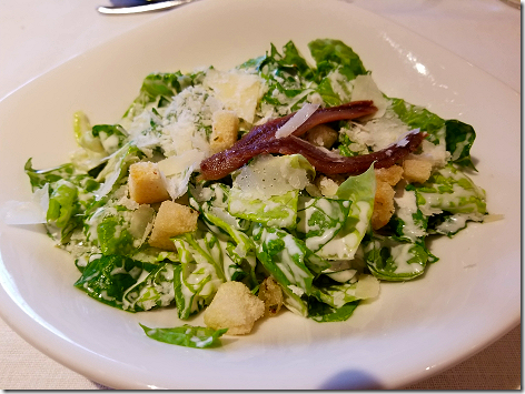Vienna Skirnir Caesar Salad
