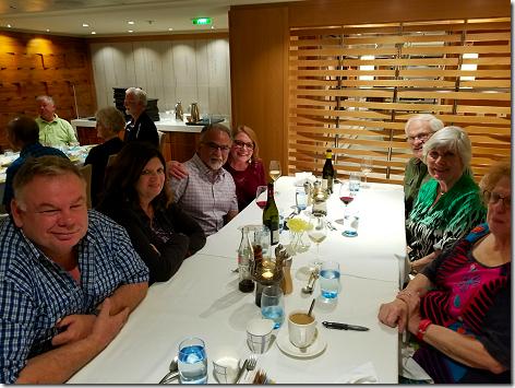 Vienna Skirnir Dinner Group 2