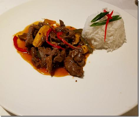 Vienna Stir-Fry Beef Tenderloin