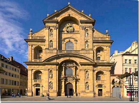 Bamberg St Martins Church