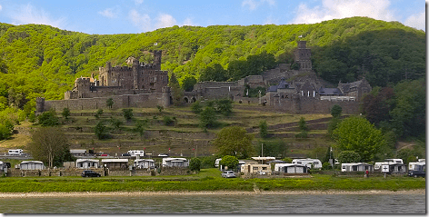 Cruising The Rhine Castle with RV Park