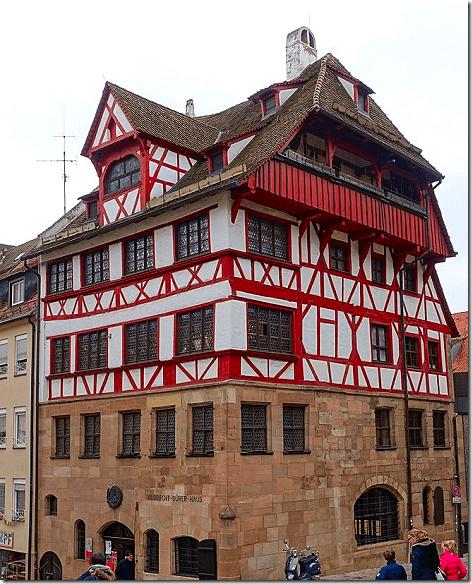 Nuremberg Albrecht Durer House