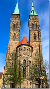 Nuremberg St Sebaldus Church 1