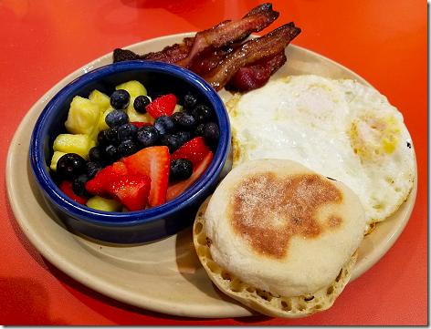 Snooze Classic Egg Breakfast 2
