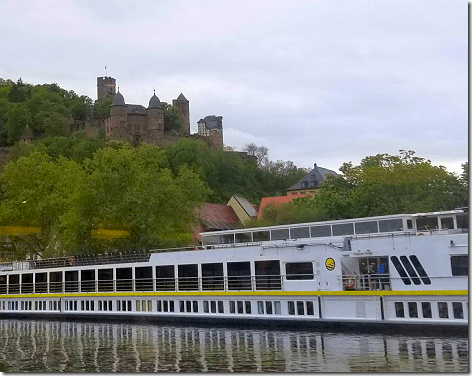 Wertheim Hill Castle