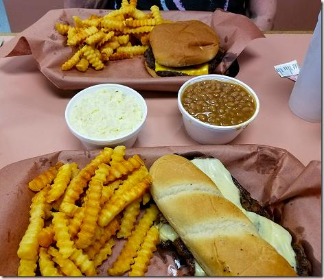 Doreck's CB and Steak Burger