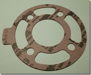 Cummins Oil Filter Gasket 2