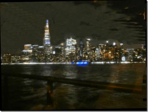 Bateau Cruise - Skyline