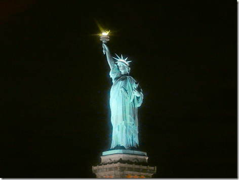 Bateau Cruise - Statue of Liberty