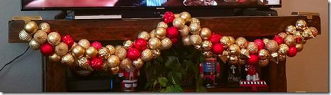 Brandi's 2019 Christmas Garland